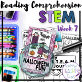 STEAM STORIES - STEM and ELA together - Week Seven Halloween Fun