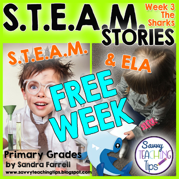 STEAM STORIES - Try it out for FREE