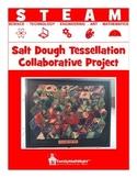 STEAM:  Salt Dough Tessellation Collaborative Project