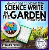STEAM Science Write IN THE GARDEN