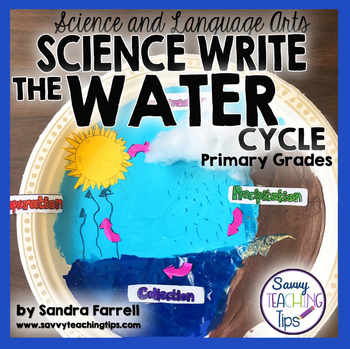 STEAM Science Write THE WATER CYCLE