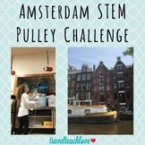 STEM Challenge: Amsterdam Simple Machine Pulley