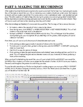 STEAM Sound Waves