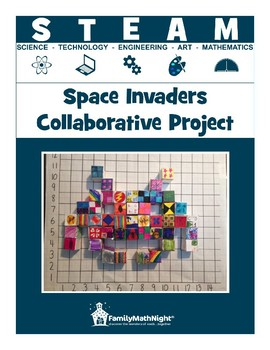 STEAM:  Space Invaders Collaborative Project