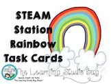 STEAM Station Rainbow Task Cards