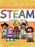 Summer STEM / STEAM Ideas