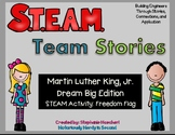 STEM/STEAM-Martin Luther King Dream BIG Edition-Black History (ELA, Math, More)