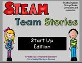 STEM/STEAM Start Up Edition-Engineering, Problem Solving,