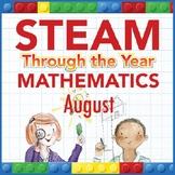 STEAM Through the Year: Mathematics – August Edition