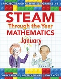STEAM Through the Year: Mathematics – January Edition