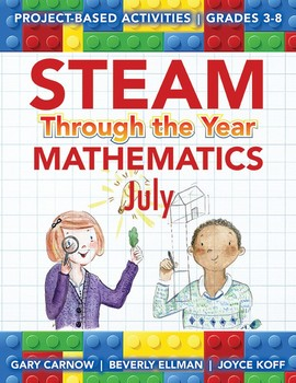 STEAM Through the Year: Mathematics – July Edition