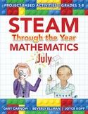 STEAM Through the Year: Mathematics – July Edition