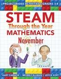 STEAM Through the Year: Mathematics – November Edition