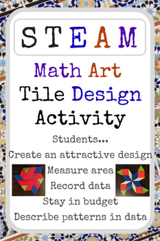 steam tile design activity with pattern blocks by elementary math consultant. Black Bedroom Furniture Sets. Home Design Ideas