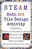 STEAM Tile Design Activity with Pattern Blocks