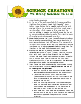 S.T.E.A.M  WEATHER 5 WEEK ACTIVITIES