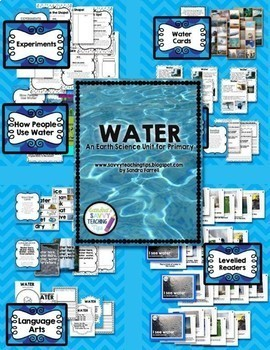 STEAM and PBL EVERYTHING WATER BUNDLE