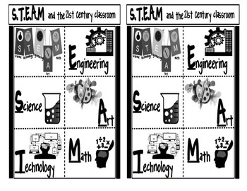 S.T.E.A.M. and the 21st Century Classroom