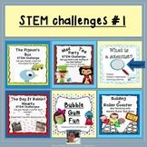 STEAM challenges #1