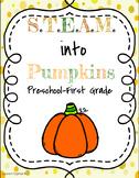 STEAM into Pumpkins