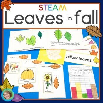 STEAM / STEM investigations Bundle 1 Plants