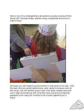 STEAM-ish/Engineering-ish/Design Thinking-ish Pizza Box Challenge!