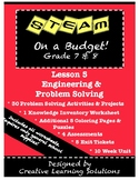 STEAM on a Budget #5 Engineering and Problem Solving Unit