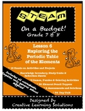 STEAM on a Budget: #6 Exploring the Periodic Table of the