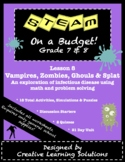 STEAM on a Budget #8: Vampires, Zombies, Ghouls & Splat