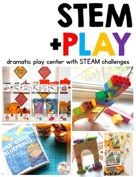 STEM plus PLAY Construction Theme