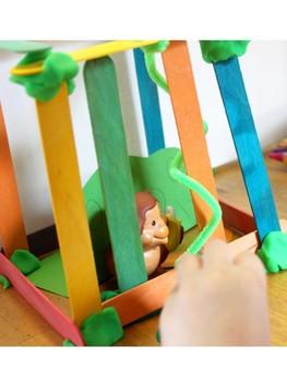 STEM plus PLAY Zoo Theme