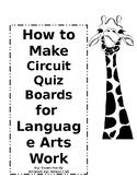 STEAM that Vocabulary Work