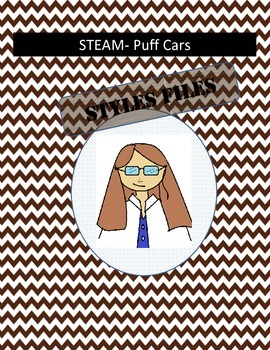 STEAM/STEM- Puff Car Student Recording Sheet