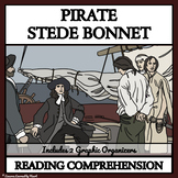 STEDE BONNET THE PIRATE - Reading Comprehension
