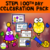 STEM 100th Day Challenges