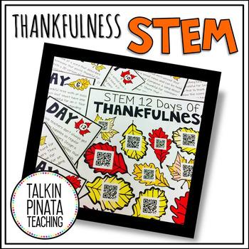 STEM 12 Days Of Thankfulness