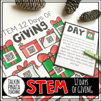 STEM 12 Days of Giving