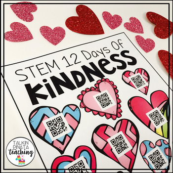 STEM 12 Days of Kindness