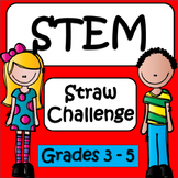 Science STEM Challenge: Straw Challenge