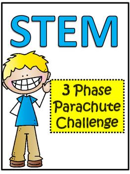STEM: Science, Technology, Engineering, Math...PARACHUTE CHALLENGE