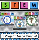 STEM 3 Project Bundle