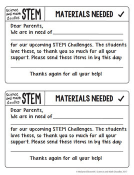 36 STEM Challenges BUNDLE (for the busy teacher) - Great for End of the Year