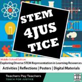 STEM 4 Justice | Exploring Representation in STEM Resource