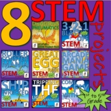STEM: 7 Full Projects, lesson plans, resources, photcopiables, certificates