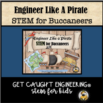 STEM AHOY! Engineering with Pirates!