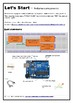 STEM ARDUINO Card ROBOTIC ARM STUDENT