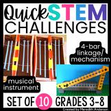 STEM Activities - 10 STEM Challenges (Set 2)
