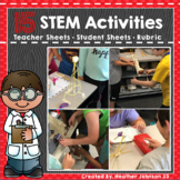 STEM Activities 15 Challenges