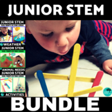 STEM Activities BUNDLE Pre K, K and SpEd