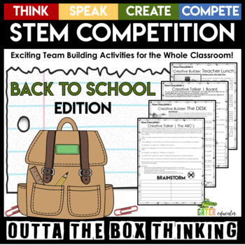 STEM Activities | Back to School | Outta the Box